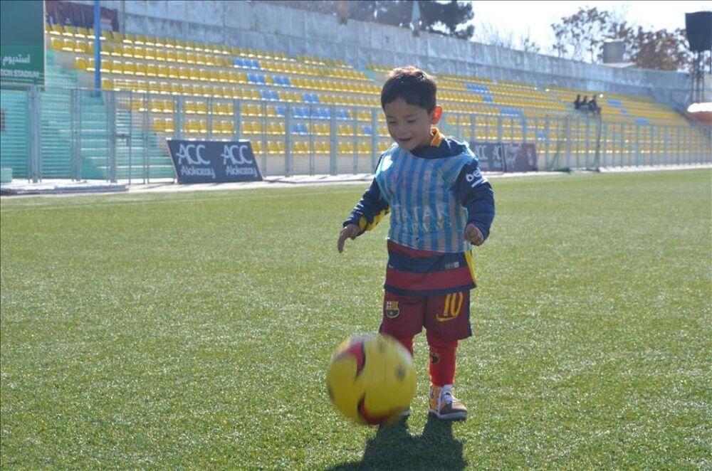 'Murtaza Messi'nin hayali gerçek oluyor