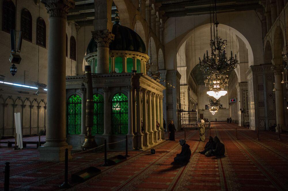 Şam'da günlük hayat