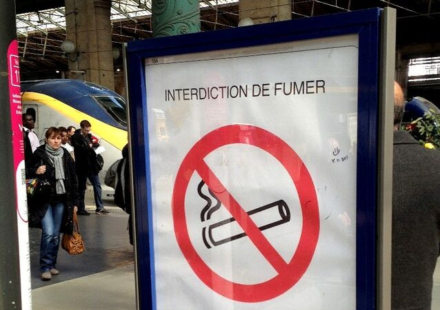 Paris, sigara yasağı