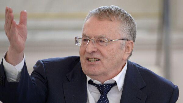Vladimir Jirinovski - Sputnik Türkiye