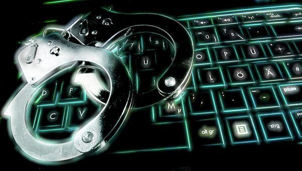 Siber suçlar- internet - Sputnik Türkiye