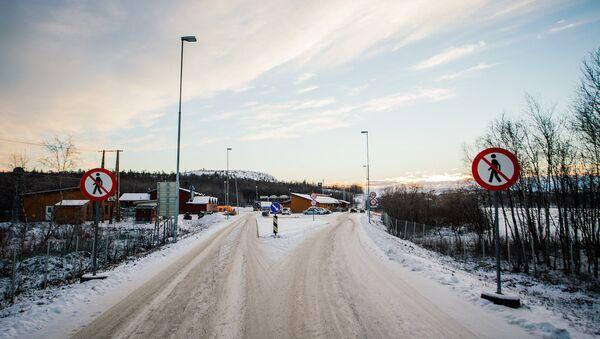 Norveç-Rusya sınırı - Sputnik Türkiye
