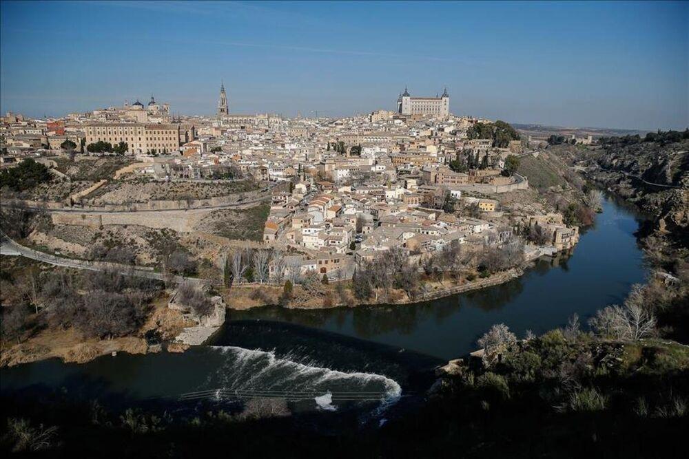 '3 Kültür ve Tolerans Şehri' Toledo