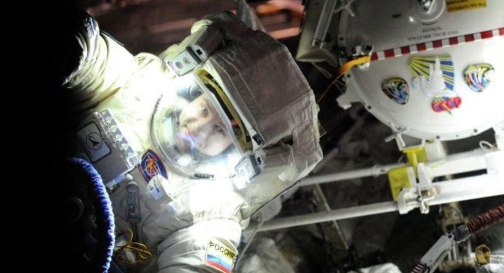 Rus kozmonotlar