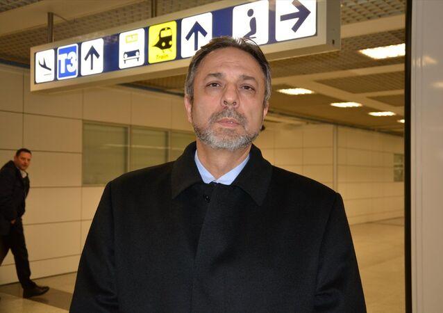 Türkiye'nin Vatikan Büyükelçisi Prof. Mehmet Paçacı