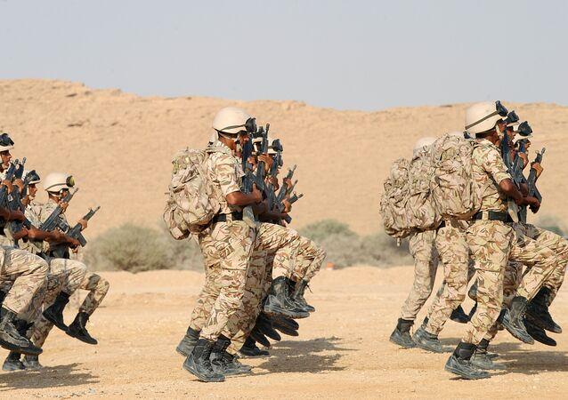Suudi Arabistan askerleri