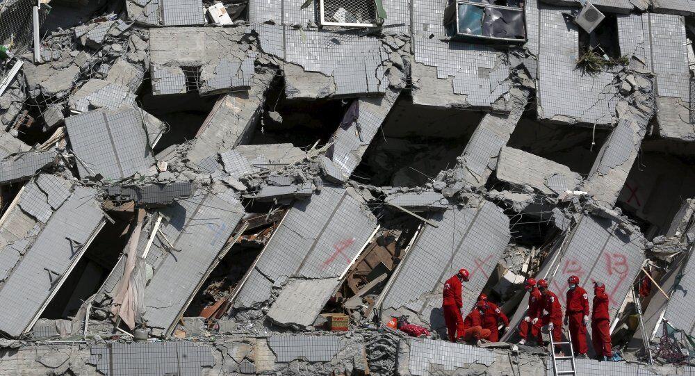 Tayvan'da deprem