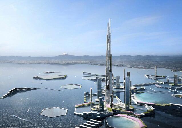 'Sky Mile Tower' adı verilecek gökdelen