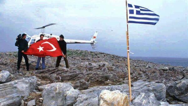 Kardak krizi - Sputnik Türkiye
