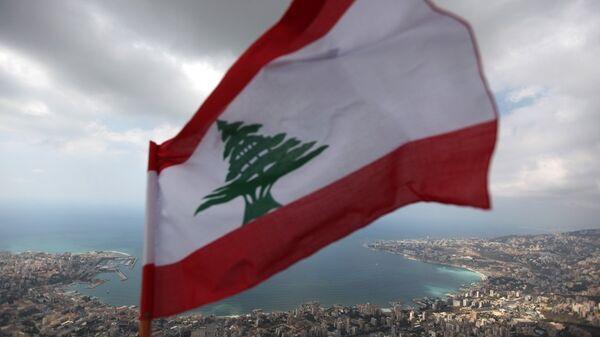 Lübnan bayrağı - Sputnik Türkiye