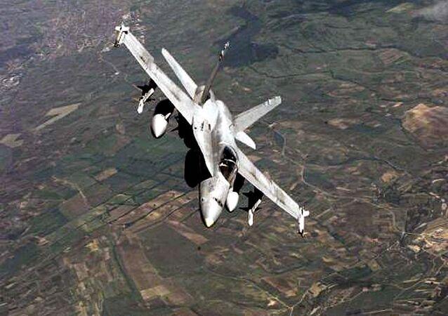 Kanada, IŞİD karşıtı koalisyona 6 CF-18 jetiyle destek vermişti.