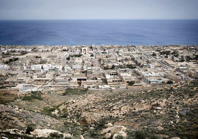 Libya'nın Derna kenti
