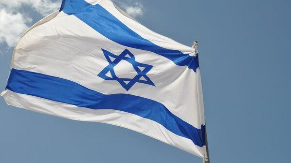 İsrail bayrağı - Sputnik Türkiye