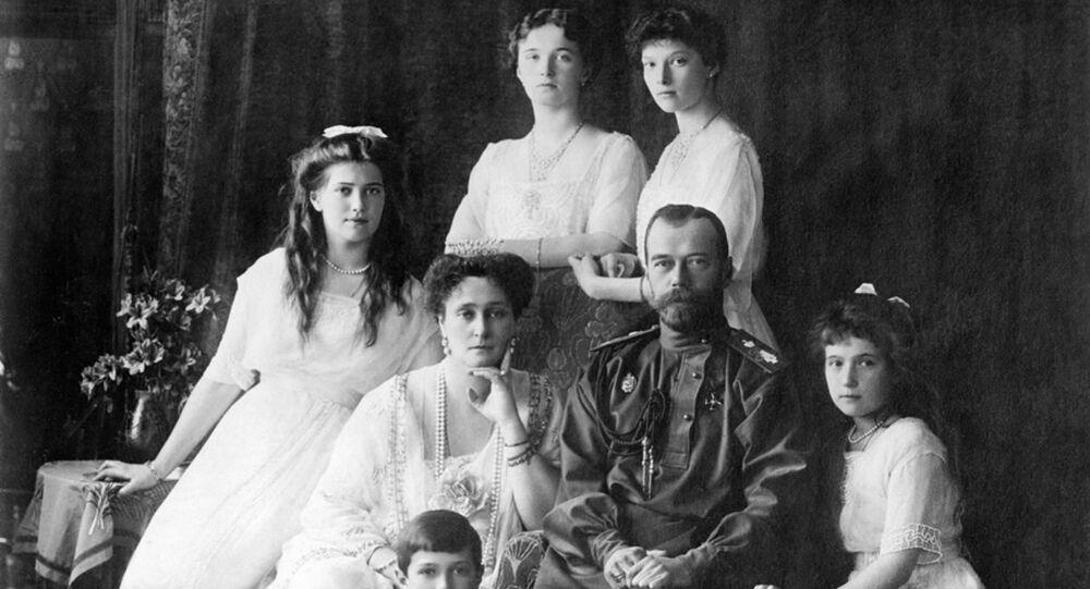 Çar 2. Nikolay ve ailesi