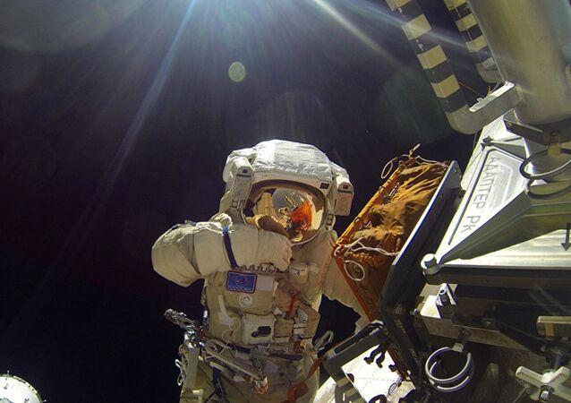 Uzayda restorasyon çalışmaları