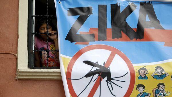 Zika virüsü - Sputnik Türkiye