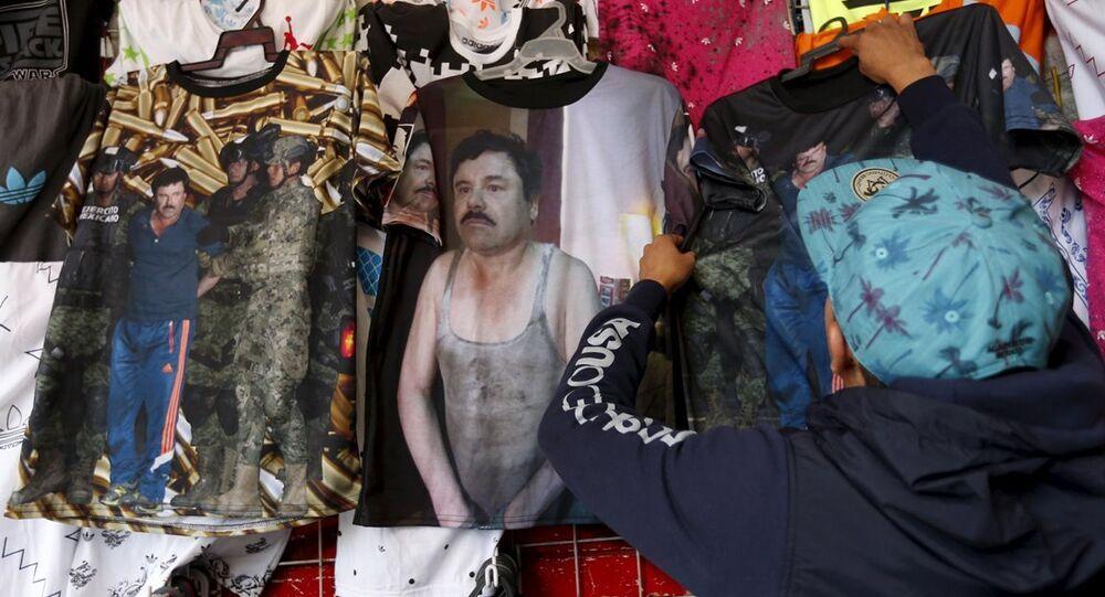 Meksikalı Joaquin 'El Chapo' Guzman