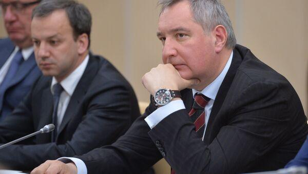 Rusya Başbakan Yardımcısı Dmitriy Rogozin - Sputnik Türkiye