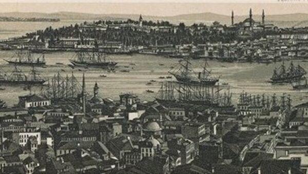 İstanbul, 1874 - Sputnik Türkiye