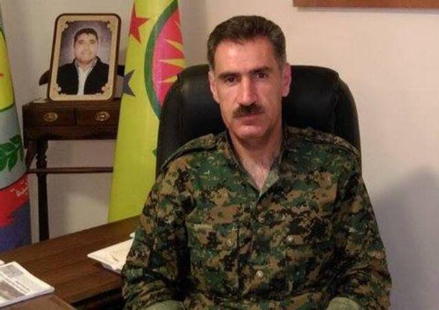 Afrin Kantonu Savunma Bakanı İbrahim, Azez halkı, isterse Demokratik Suriye Güçleri Azez'i terörist gruplardan temizler dedi.