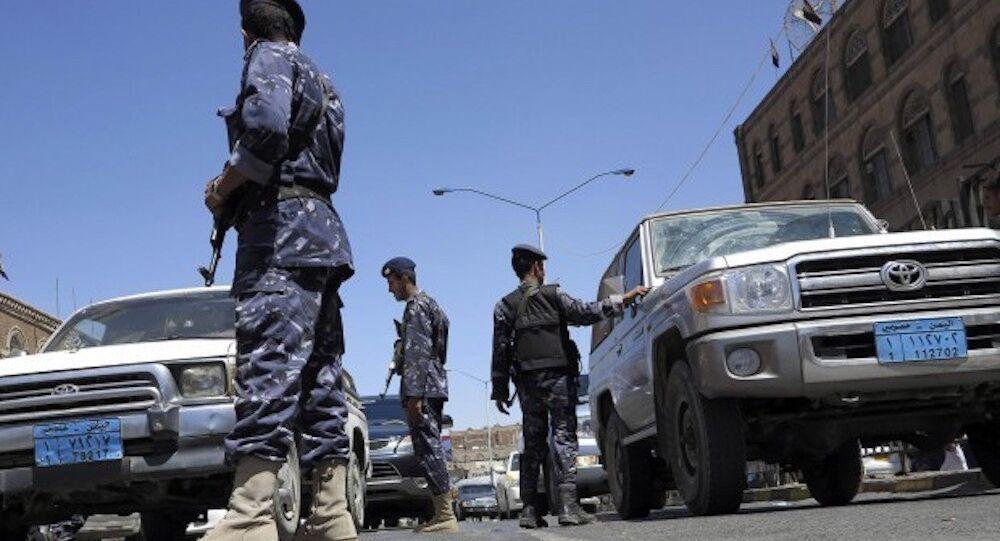 Suudi Arabistan polisi