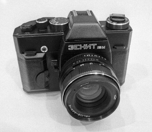 Zenit fotoğraf makineleri - Sputnik Türkiye
