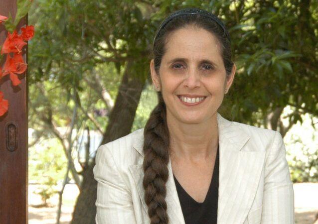 İsrail Başbakanı Benyamin Netanyahu'nun partisi Likud vekillerinden Anat Berko