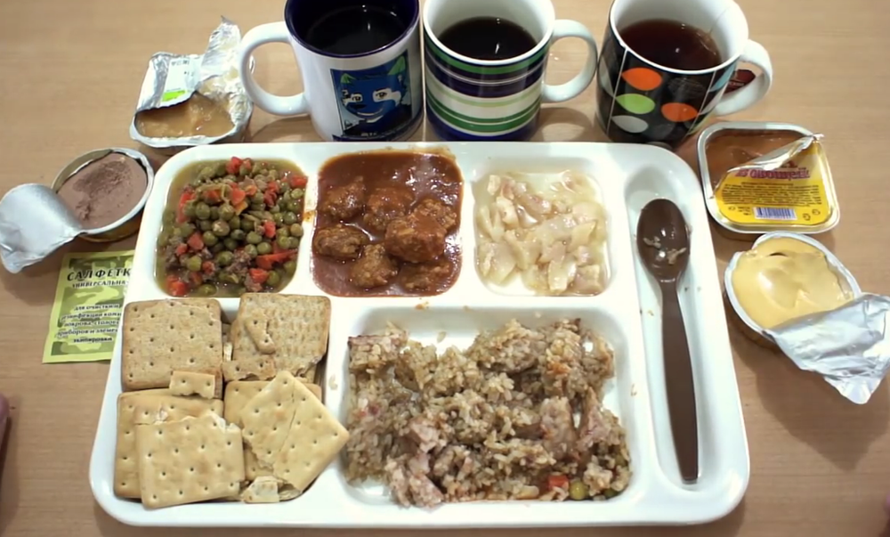 Rusya ordu yemeği