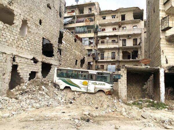 4 yıllık ablukanın  kaldırıldığı Nubel kenti - Sputnik Türkiye
