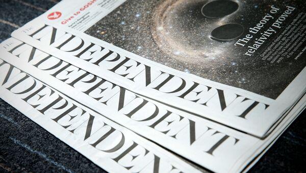 The Independent - Sputnik Türkiye