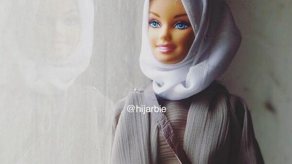 Başörtülü Barbie bebekleri Hijarbie - Sputnik Türkiye