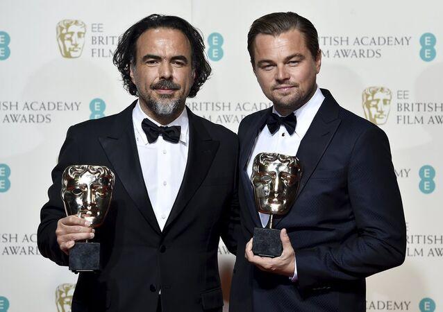 Alejandro Gonzalez Inarritu- Leonardo DiCaprio
