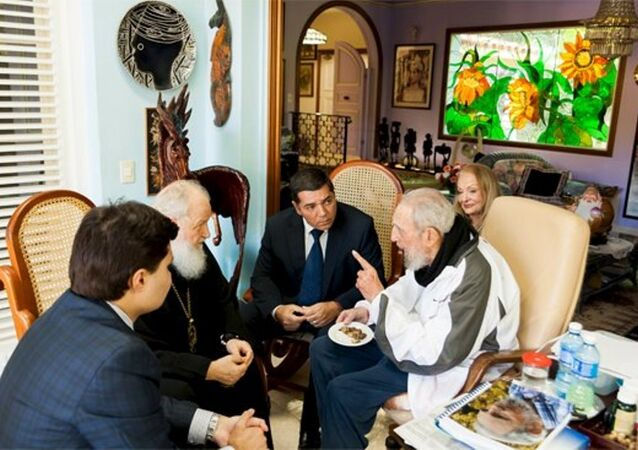 Patrik Kirill- Fidel Castro