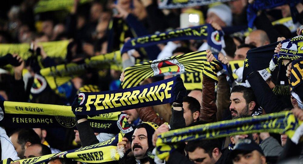 Fenerbahçe taraftarı
