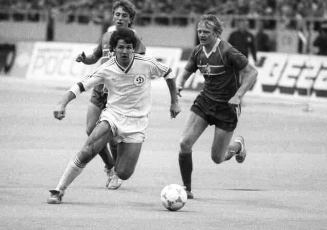 Eski İstanbulspor ve Rus milli takımını oyuncusu Oleg Salenko