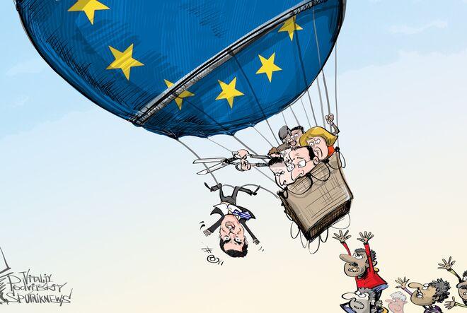 Yunanistan. Avrupa Birliği