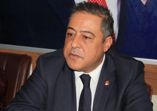 TBMM Dışişleri Komisyonu üyesi CHP Hatay Milletvekili Mevlüt Dudu