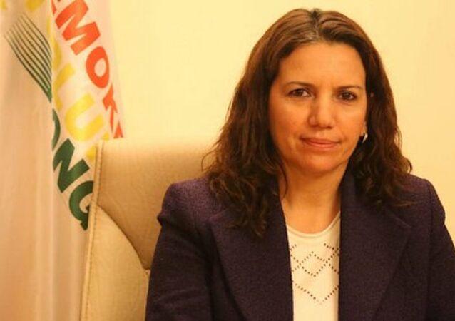 HDP Milletvekili Selma Irmak