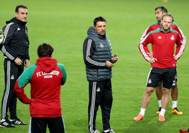 Lokomotiv Moskova, Fenerbahçe maçına hazır