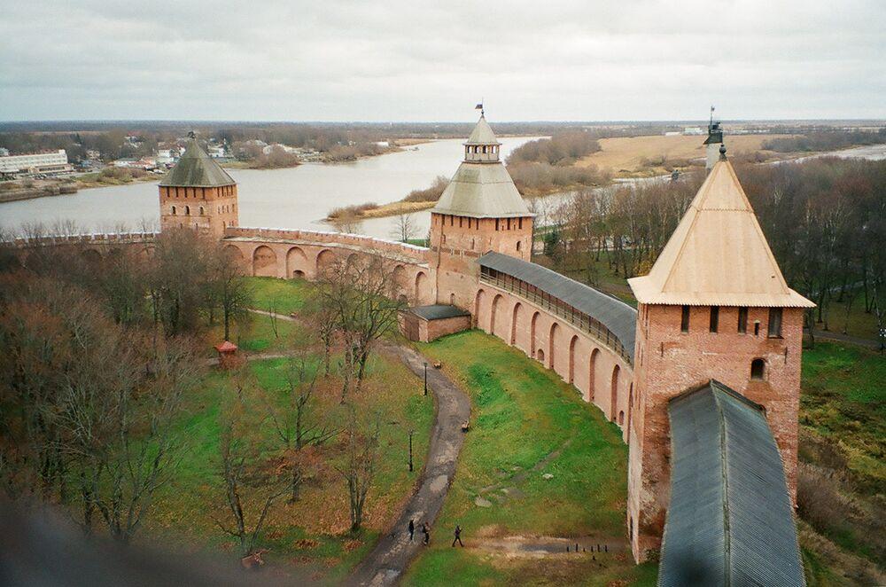 Veliky Novgorod Kremlini