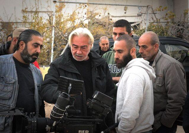 Suriye'nin ünlü yönetmeni Necdet Anzur