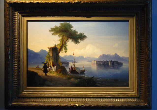 Ayvazovskiy tablosu