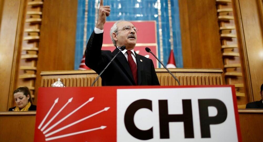 CHP Genel Başkanı Kemal Kılıçdaroğlu, partisinin TBMM Grup Toplantısına katılarak konuşma yaptı.