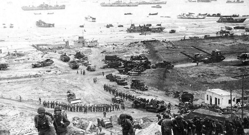 İkinci Dünya Savaşı/Normandiya Çıkarması