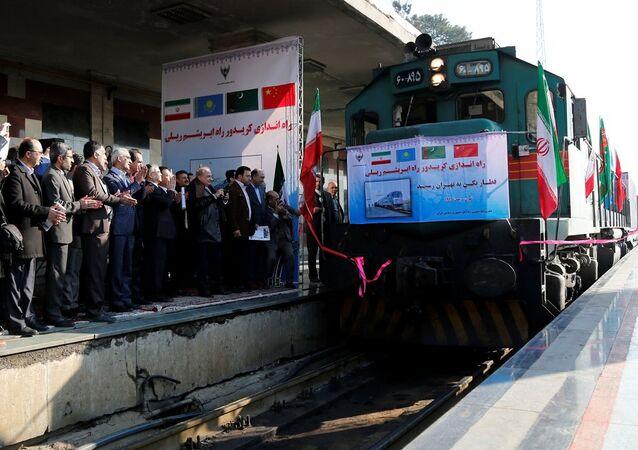 Çin- İran- İpek Yolu