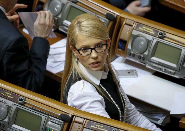 Yuliya Timoşenko