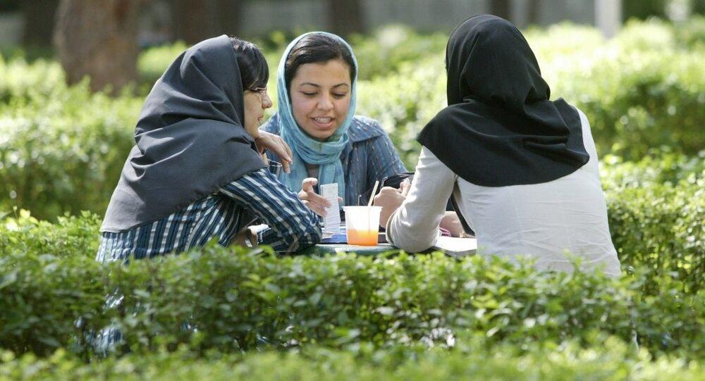 İranlı genç kadınlar