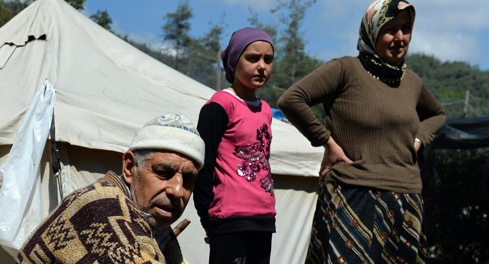 Suriye'deki Türkmenler
