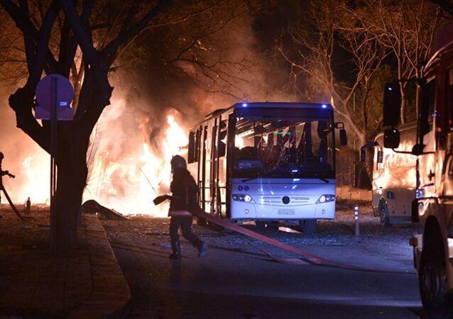 Ankara patlama