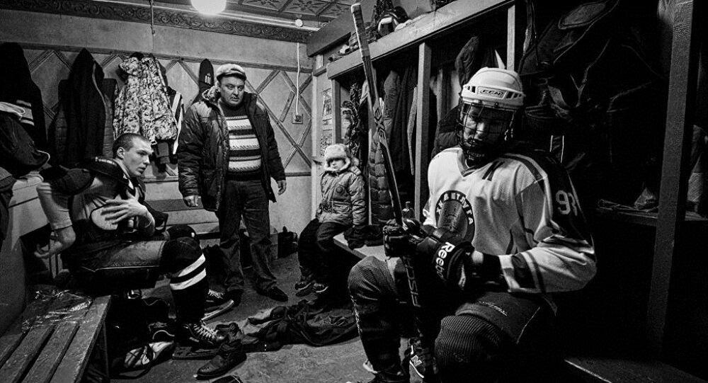 Sputnik Haber Ajansı'ndan Vladimir Pesnya'nın çektiği fotoğraf
